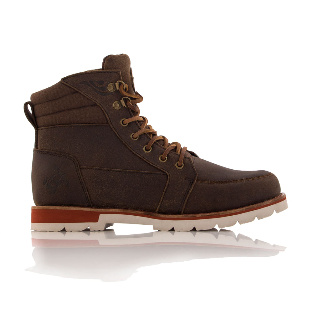 Zapato Hombre Hey Joe Café Haka Honu ur2la
