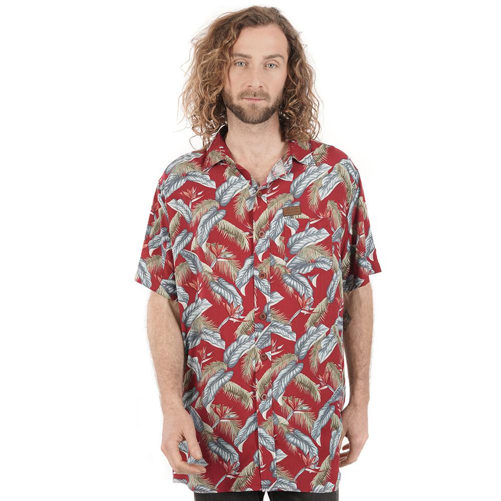 Camisa-Hombre-Aflora-Print-Burdeo-L