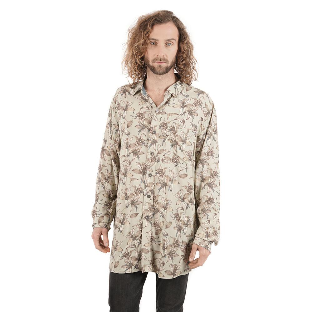 Camisa-Hombre-Asi-calado-Print-Crudo-L
