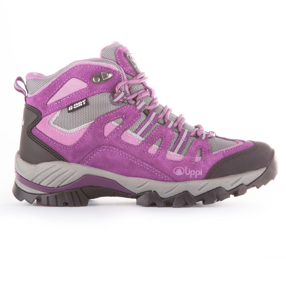 Trekking De Zapatos Trekking Mujer Lippi Zapatos De BQdxrstCh