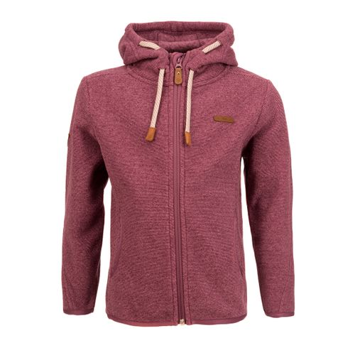 Poleron-Niña-Stripes-Nano-F-Full-Zip-Hoody