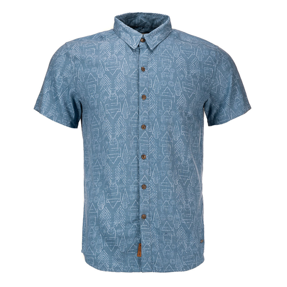 Camisa-Hombre-One-Way-Short-Sleeve-Shirt