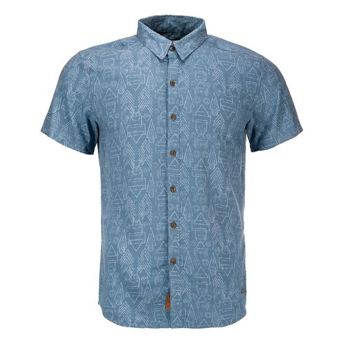 Camisa-Hombre-One-Way-Short-Sleeve-Shirt