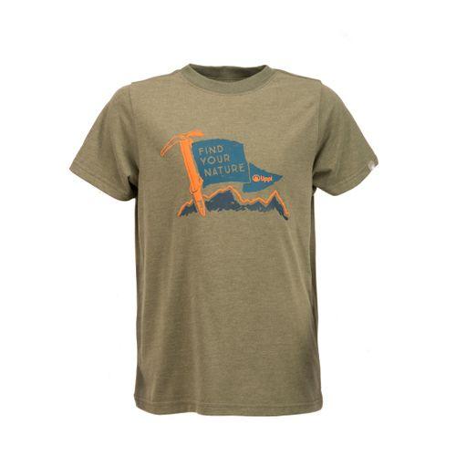Polera-Niño-Summit-Flag-UVStop-T-Shirt
