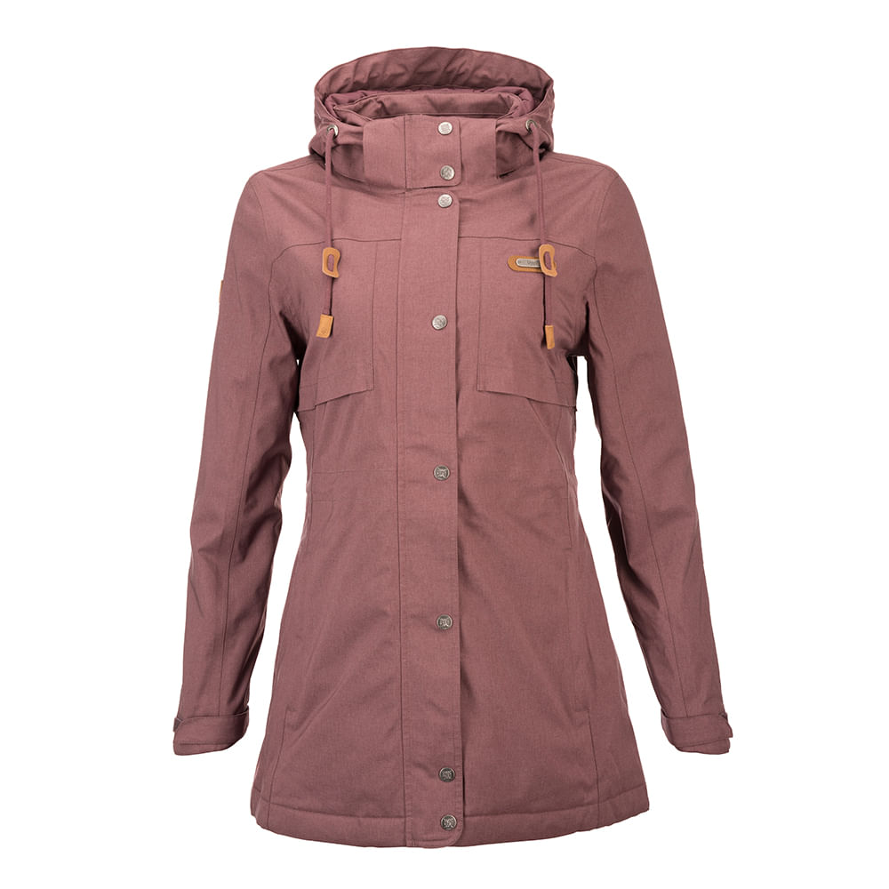 b8ee932474d Chaqueta Mujer All Cover B-Dry Hoody Jacket I18