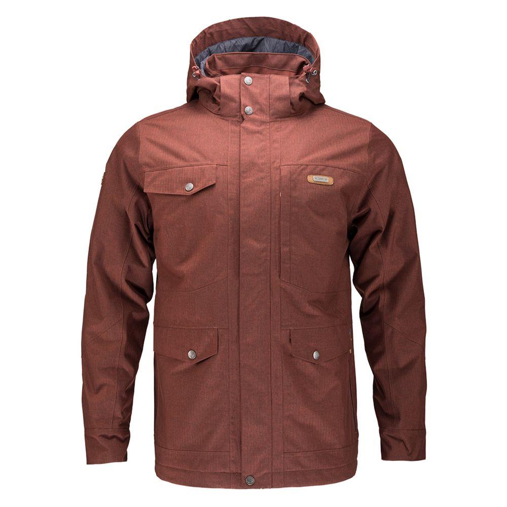 HOMBRE-M-Roble-B-Dry-Hoody-Jacket-M-Roble-B-Dry-Hoody-Jacket-Melange-Terracota-81