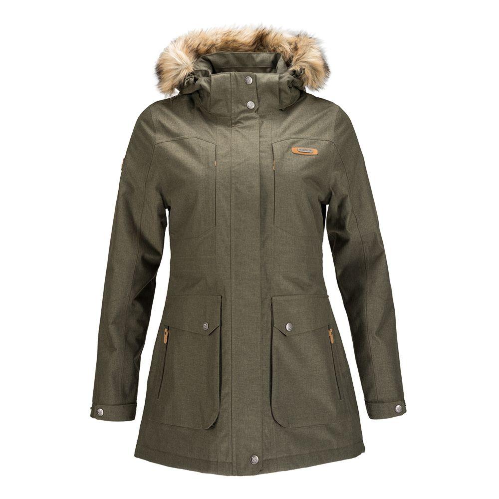 3a90cdd528e Chaqueta Mujer Roble B-Dry Hoody Jacket I19