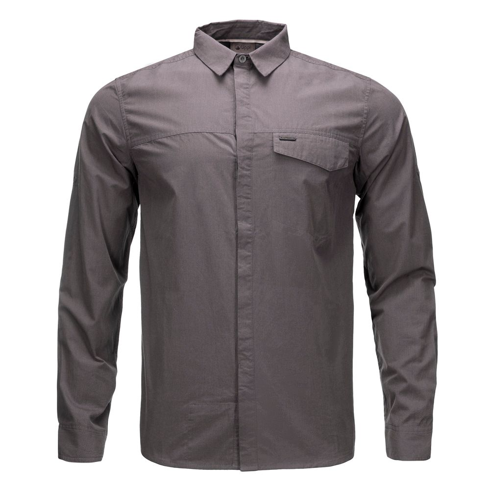 http---www.viasa.cl-Verano-202020-Lippi-SS-20-Fotos-Lippi-Hombre-Alloy-Long-Sleeve-Shirt-Alloy-Long-Sleeve-Shirt.-Grafito1