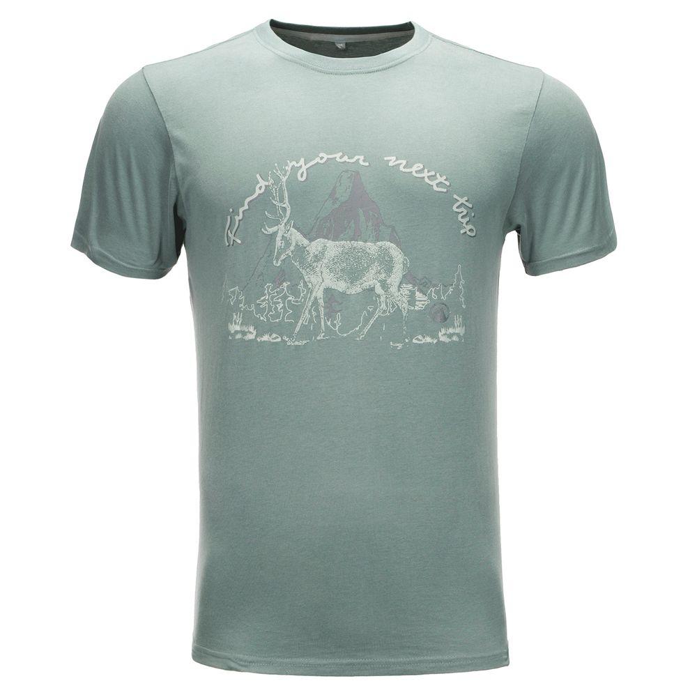 http---www.viasa.cl-Verano-202020-Lippi-SS-20-Fotos-Lippi-Hombre-Deer-UVStop-T-Shirt-Deer-UVStop-T-Shirt.-Verde1