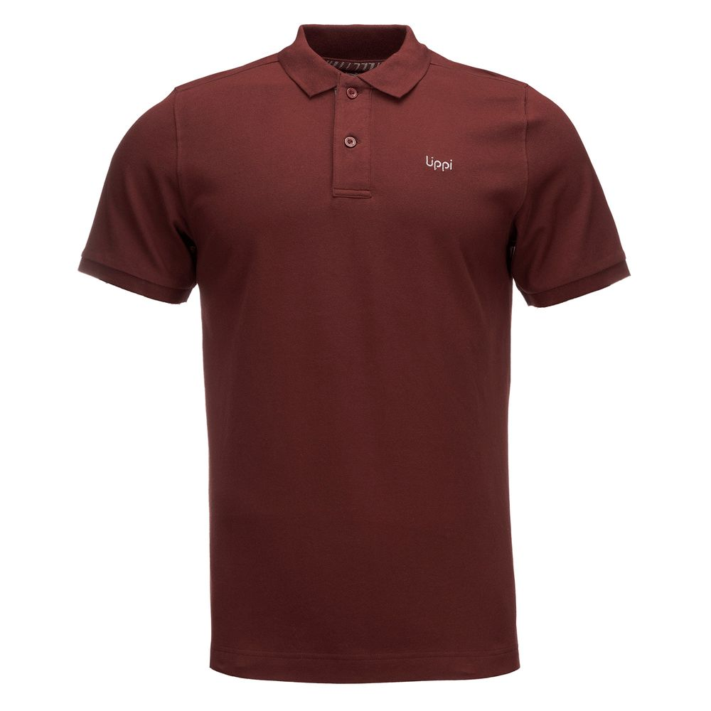 http---www.viasa.cl-Verano-202020-Lippi-SS-20-Fotos-Lippi-Hombre-First-Class-Elastic-Polo-First-Class-Elastic-Polo.-Burdeo1