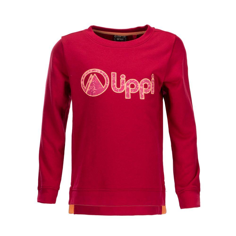 http---www.viasa.cl-Verano-202020-Lippi-SS-20-Fotos-Lippi-Niña-Insigne-Cotton-Sweatshirt-Insigne-Cotton-Sweatshirt.-Fucsia1