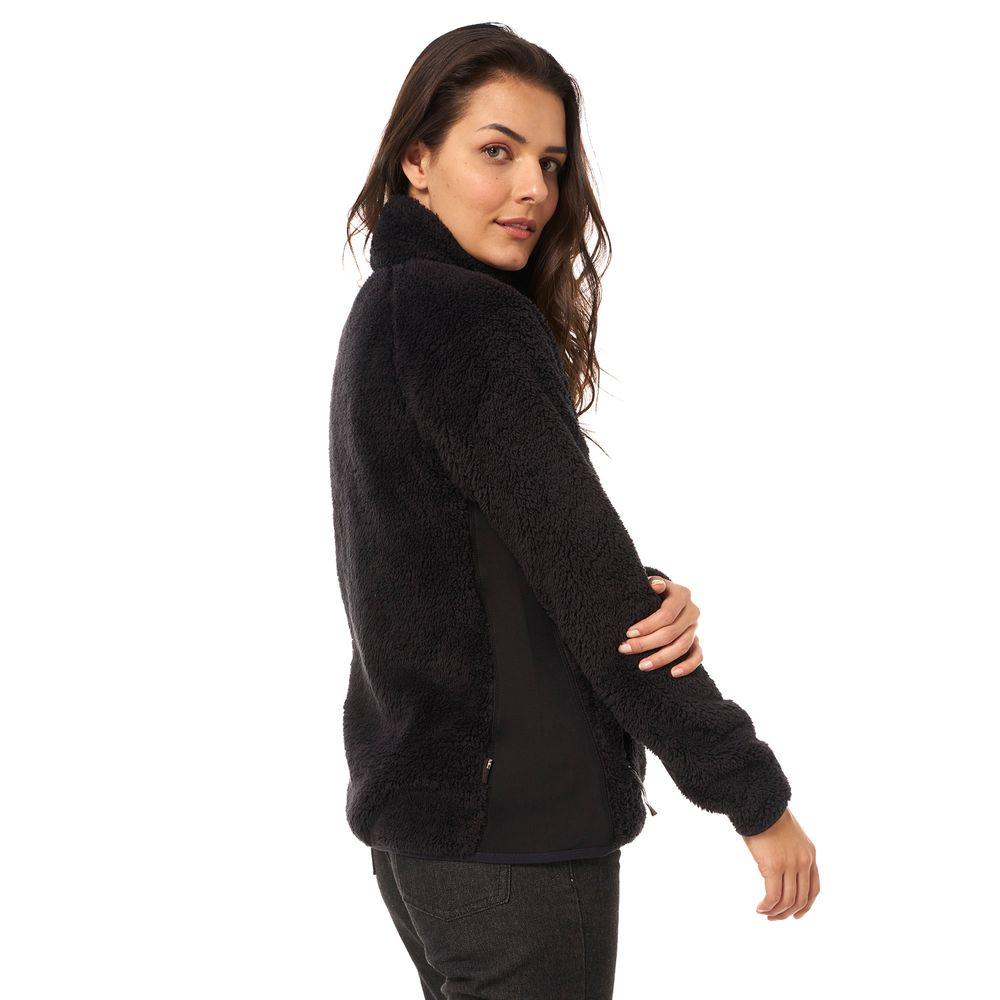 como se lleva chaquetas mujer cerrada