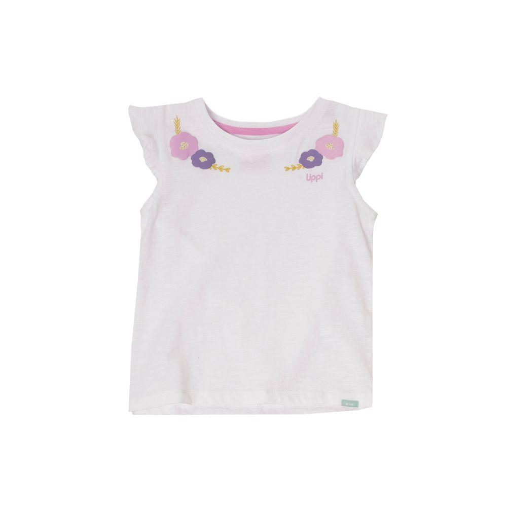 Verano-202020-Lippi-SS-20-Fotos-Lippi-Niña-Blossom-UV-Stop-T-Shirt-Blossom-UV-Stop-T-Shirt.-Blanco1