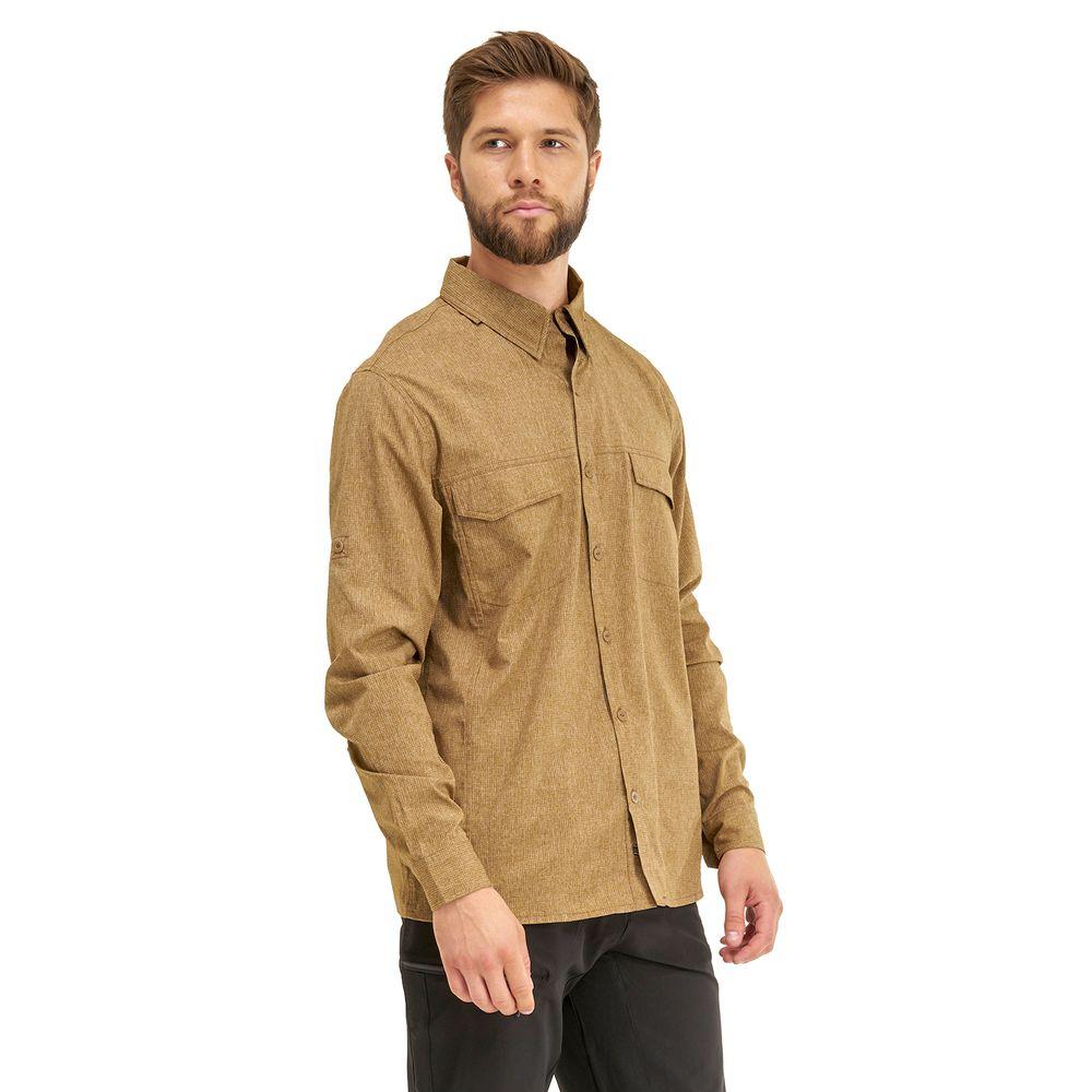 HOMBRE-LIPPI-Rosselot-Shirt-Q-Dry®-L_S-MELANGE-MOSTAZA-Rosselot-Shirt-Q-Dry®-L_S.-Melange-Mostaza.-22