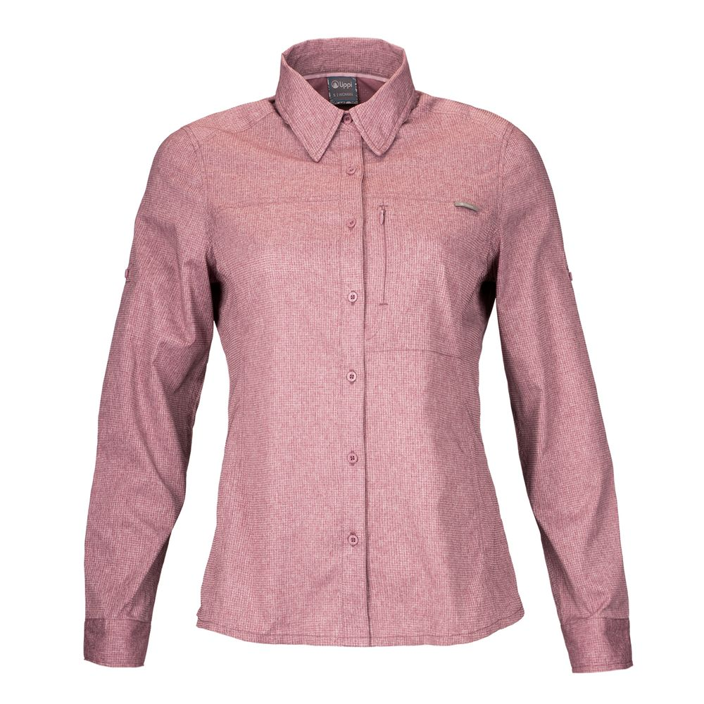 WOMAN-LIPPI-Rosselot-Shirt-Q-Dry®-L_S-MELANGE-VINO-Rosselot-Shirt-Q-Dry®-L_S.-Melange-Vino.-11