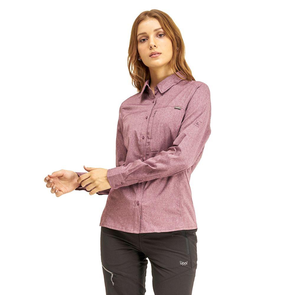 WOMAN-LIPPI-Rosselot-Shirt-Q-Dry®-L_S-MELANGE-VINO-Rosselot-Shirt-Q-Dry®-L_S.-Melange-Vino.-22
