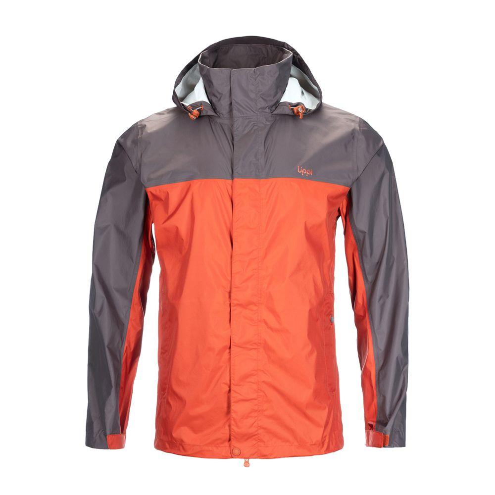 HOMBRE-LIPPI-Abyss-B-Dry®--Hoody-Jacket-TERRACOTA-Abyss-B-Dry®--Hoody-Jacket.-Terracota-_-Gris-Oscuro.-11