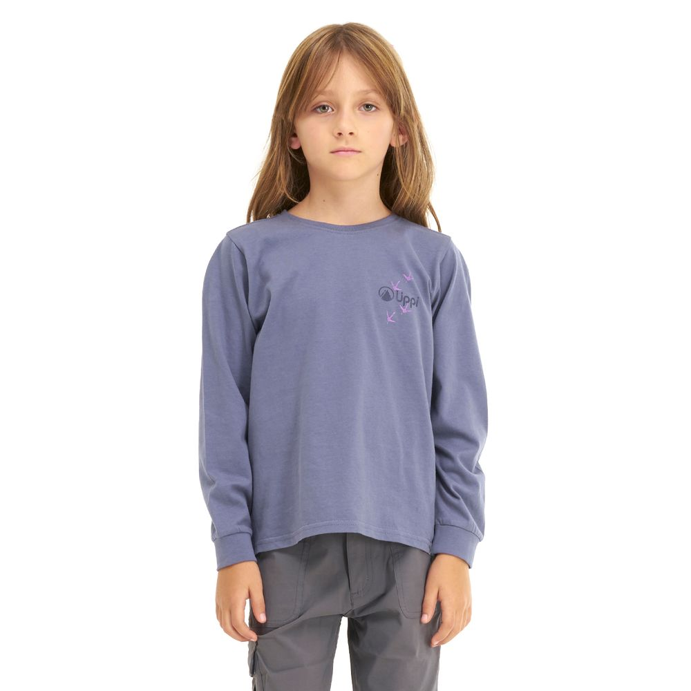 KIDS-NIÑA-Logo-Long-Sleeve-Cotton-T-Shirt-AZUL-LAVANDA-Logo-Long-Sleeve-Cotton-T-Shirt.-Azul-Lavanda.-22