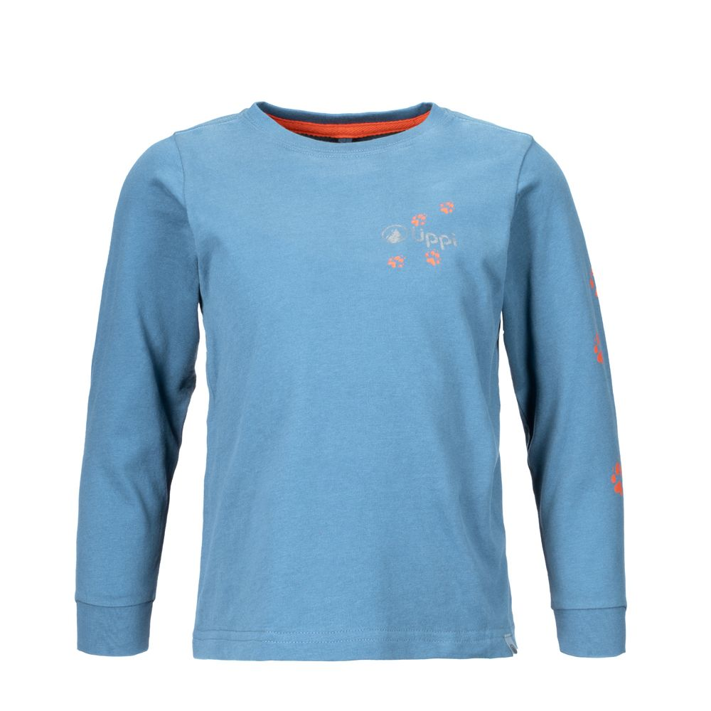 KIDS-NIÑO-Logo-Long-Sleeve-Cotton-T-Shirt-AZUL-Logo-Long-Sleeve-Cotton-T-Shirt.-Azul.-11