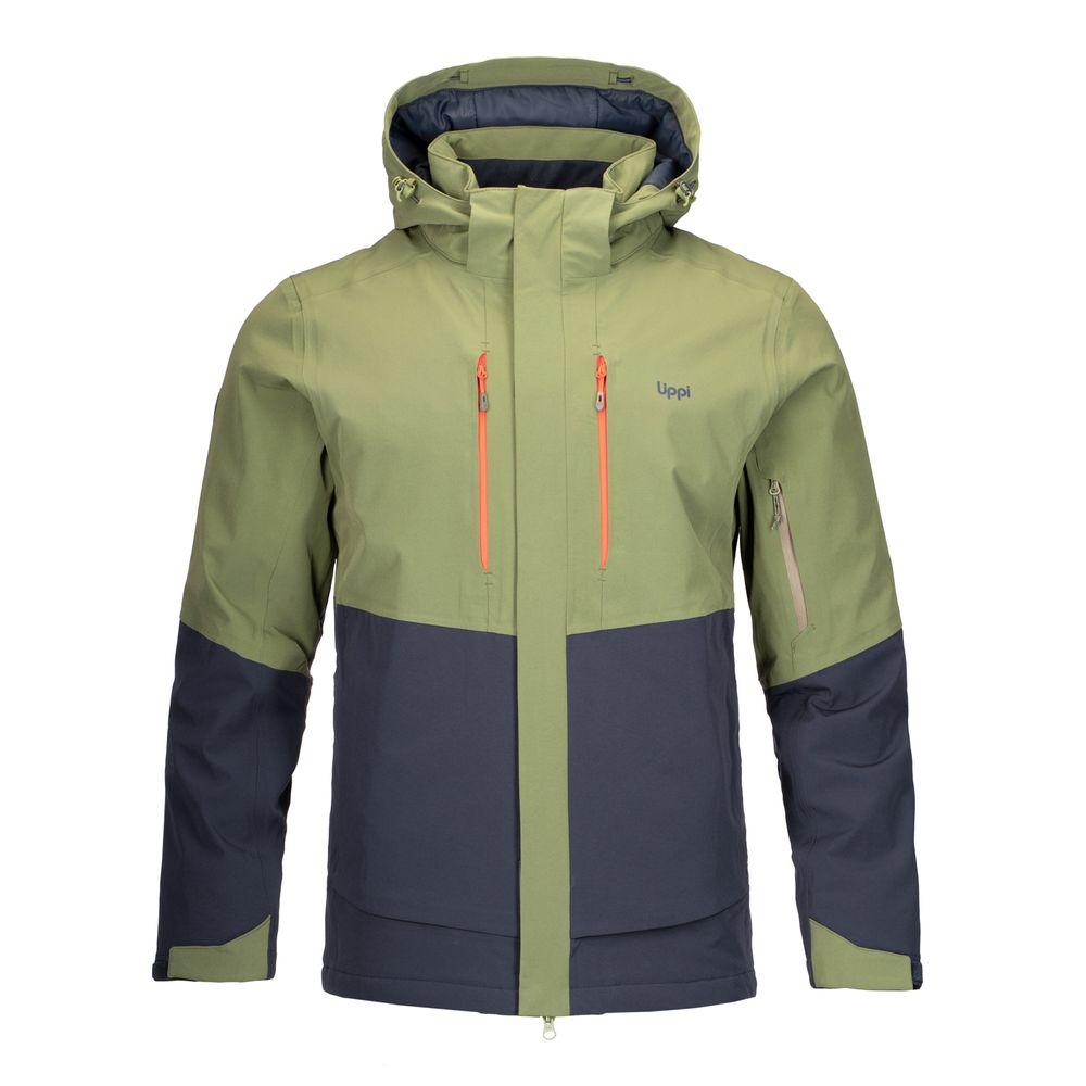 HOMBRE-LIPPI-Andes-B-Dry®-Hoody-Jacket-VERDE-MATE-_-AZUL-MARINO-Andes-B-Dry®-Hoody-Jacket.-Verde-Mate-_-Azul-Marino.-11