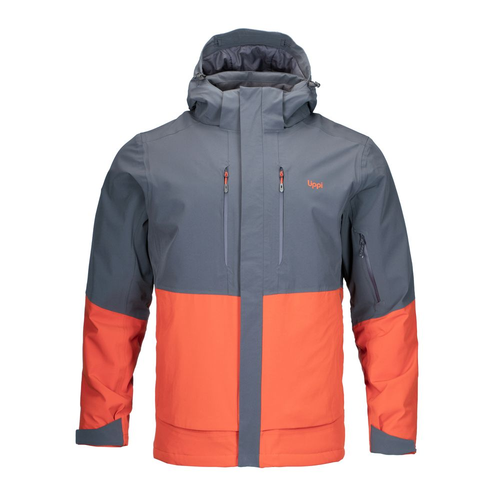 HOMBRE-LIPPI-Andes-B-Dry®-Hoody-Jacket-GRIS-OSCURO-_-NARANJO-Andes-B-Dry®-Hoody-Jacket.-Gris-Oscuro-_-Naranjo.-11