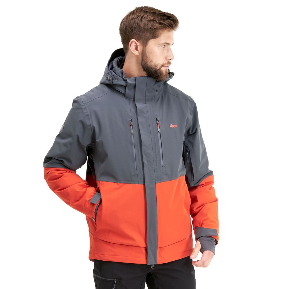 HOMBRE-LIPPI-Andes-B-Dry®-Hoody-Jacket-GRIS-OSCURO-_-NARANJO-Andes-B-Dry®-Hoody-Jacket.-Gris-Oscuro-_-Naranjo.-22
