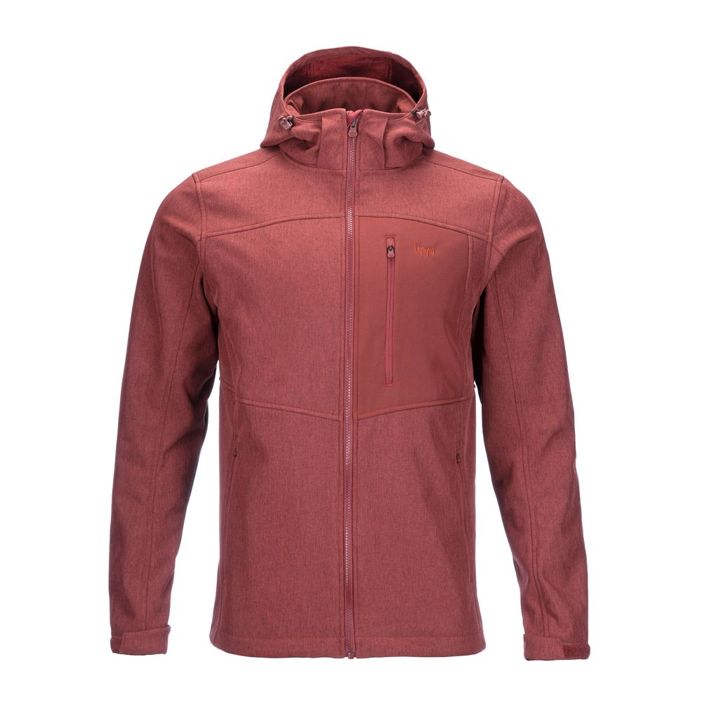 HOMBRE-LIPPI-Macaya-Soft-Shell-Hoody-Jacket-MELANGE-BURDEO-Macaya-Soft-Shell-Hoody-Jacket.-Melange-Burdeo.-11