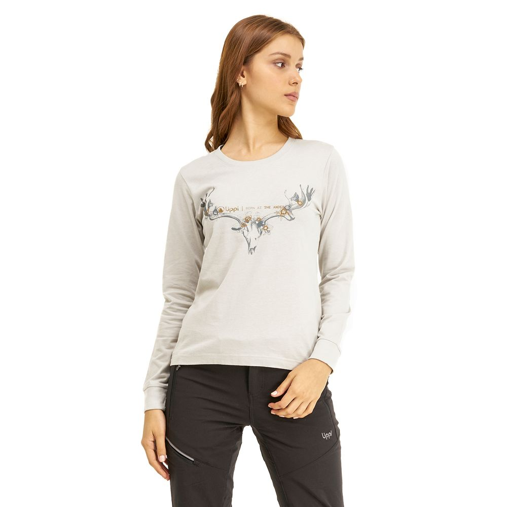 WOMAN-LIPPI-Bloom-Long-Sleeve-Cotton-T-Shirt-GRIS-CLARO-Bloom-Long-Sleeve-Cotton-T-Shirt.-Gris-Claro.-22
