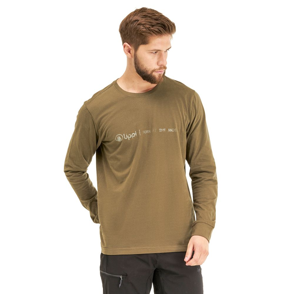 HOMBRE-LIPPI-Shield-Long-Sleeve-Cotton-T-Shirt-VERDE-OLIVA-Shield-Long-Sleeve-Cotton-T-Shirt.-Verde-Oliva.-22