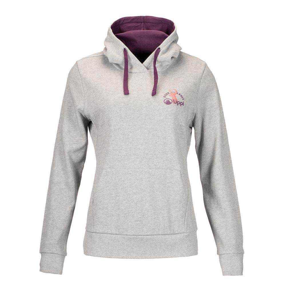 WOMAN-LIPPI-Insigne-Hoody-Sweatshirt-MELANGE-GRIS-Insigne-Hoody-Sweatshirt.-Melange-Gris.-11