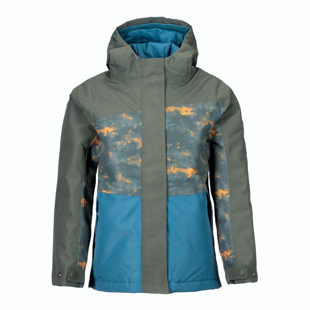 KIDS-NIÑO-Andes-Snow-B-Dry®-Hoody-Jacket-VERDE-OSCURO-_-PRINT-VERDE-Andes-Snow-B-Dry®-Hoody-Jacket.-Verde-Oscuro-_-Print-Verde.-11