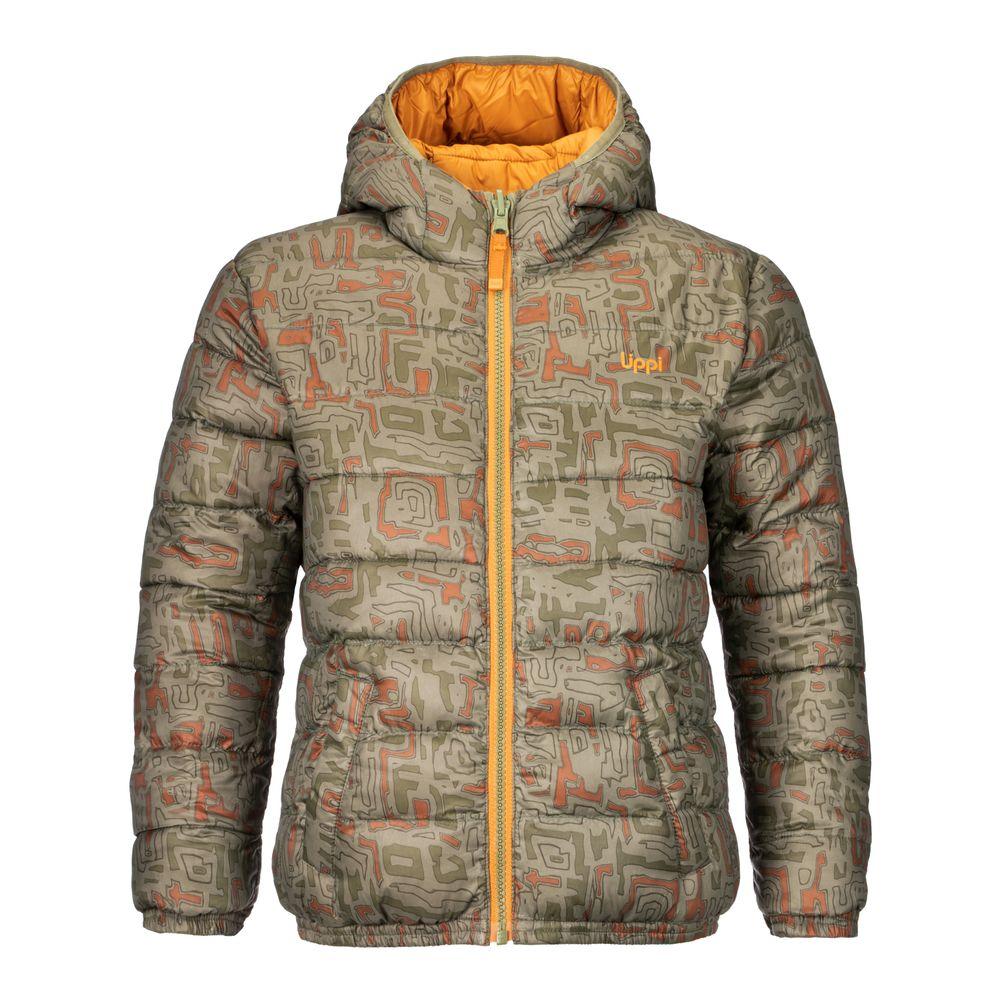 KIDS-NIÑO-Bewarm-2-Face-Hoody-Jacket-NARANJO-_-PRINT-VERDE-Bewarm-2-Face-Hoody-Jacket.-Naranjo-_-Print-Verde.-22