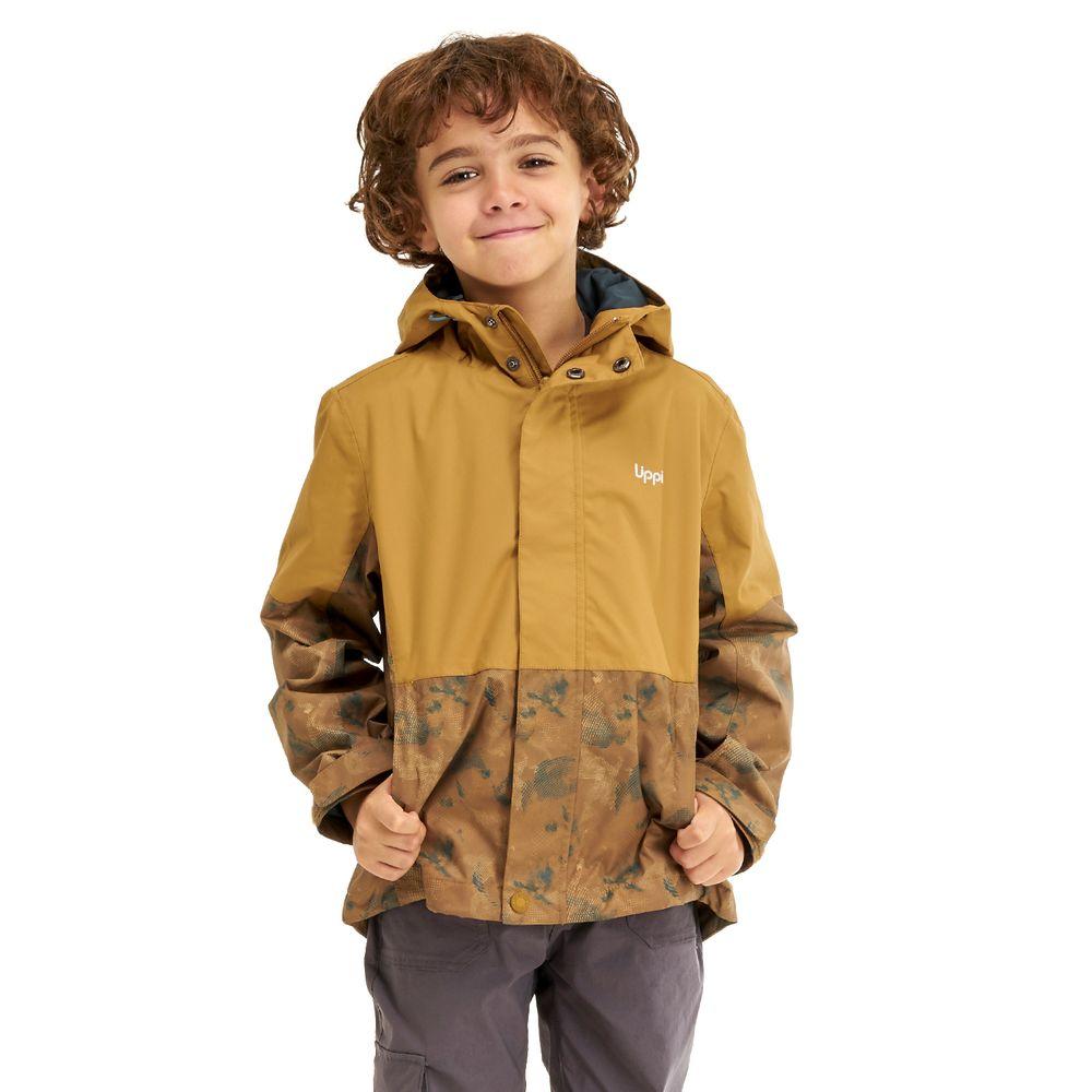 KIDS-NIÑO-Blizzard-B-Dry®-Hoody-Jacket-PRINT-MOSTAZA-Blizzard-B-Dry®-Hoody-Jacket.-Print-Mostaza.-22