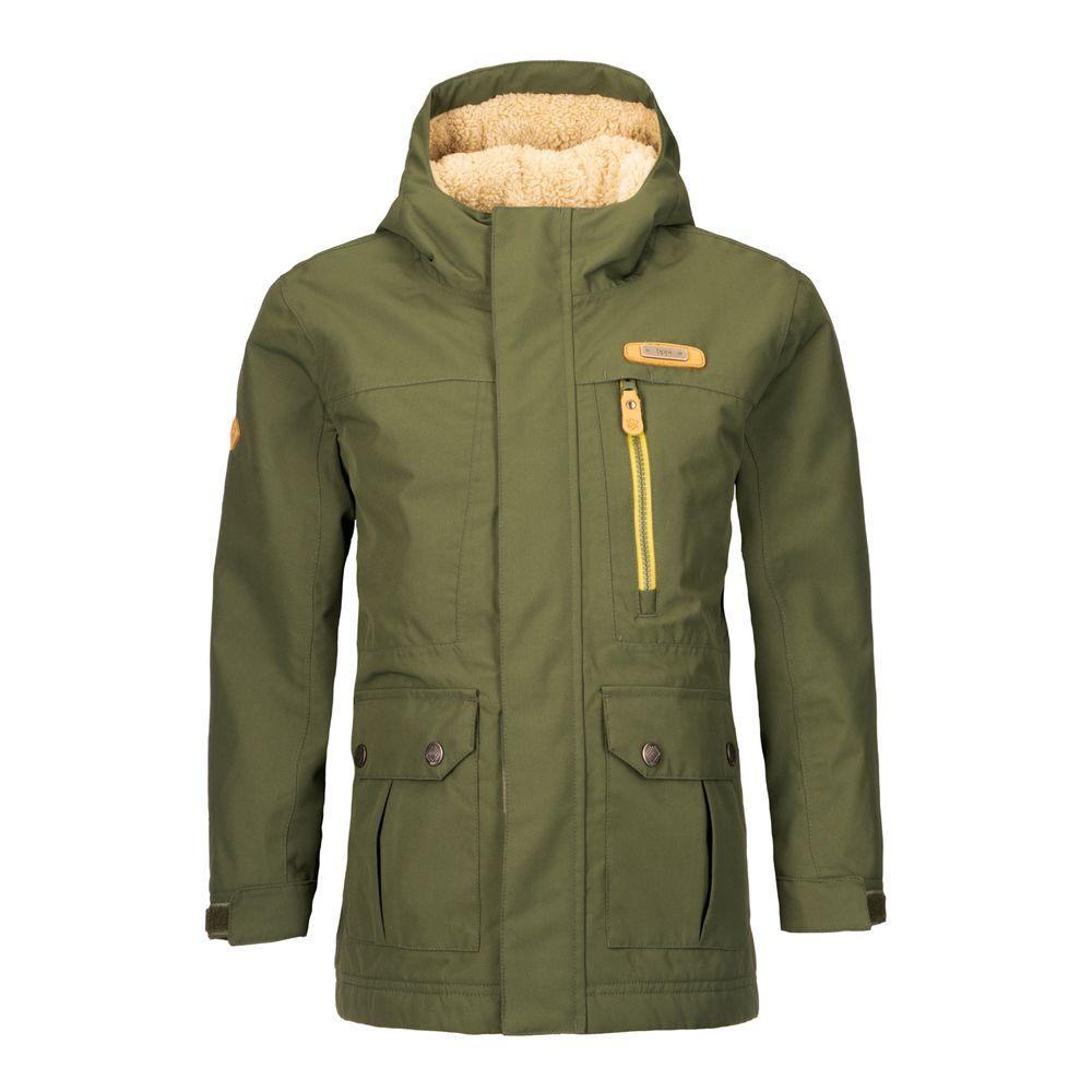 KIDS-NIÑO-Roble-B-Dry®-Hoody-Jacket-VERDE-MILITAR-Roble-B-Dry®-Hoody-Jacket.-Verde-Militar.-11