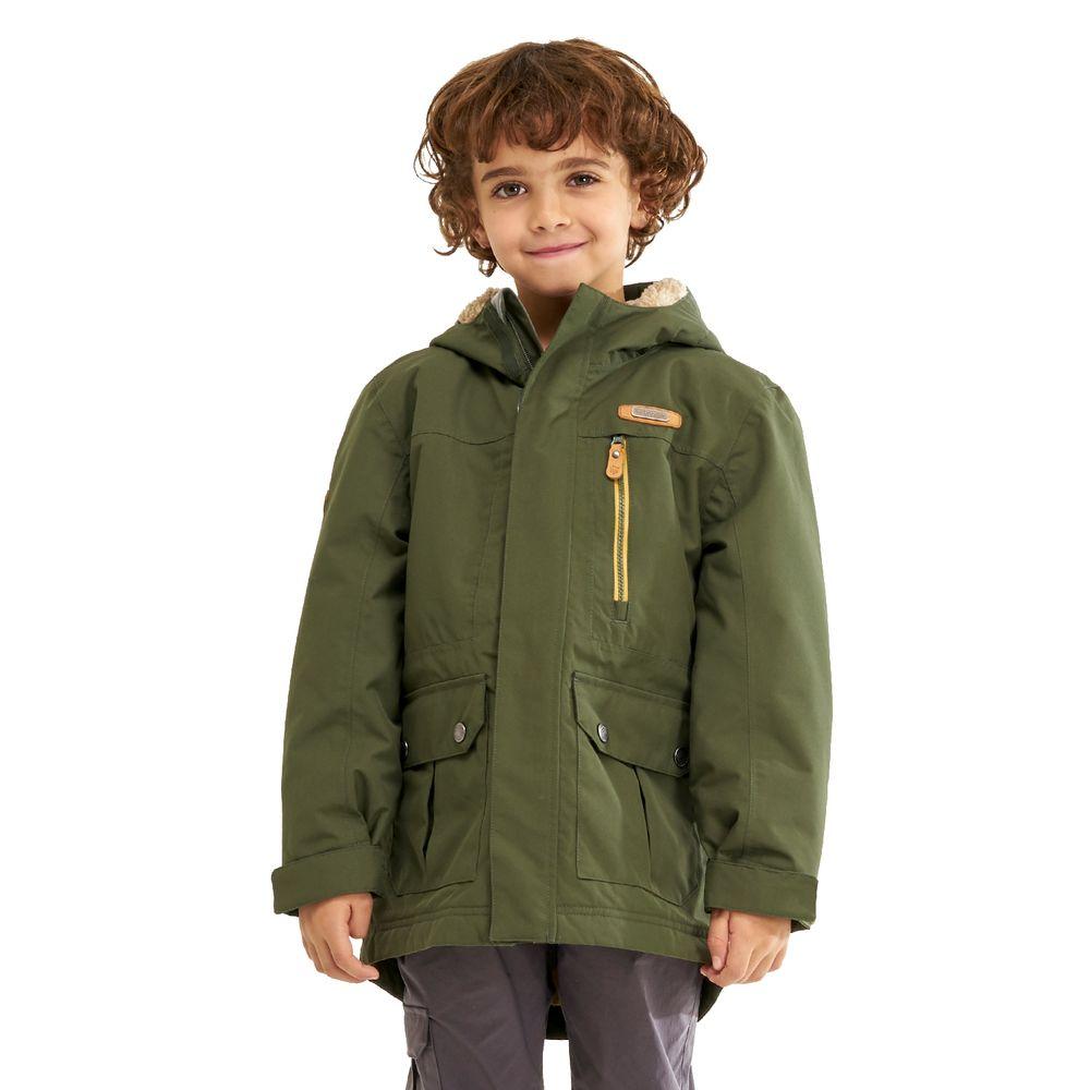 KIDS-NIÑO-Roble-B-Dry®-Hoody-Jacket-VERDE-MILITAR-Roble-B-Dry®-Hoody-Jacket.-Verde-Militar.-22
