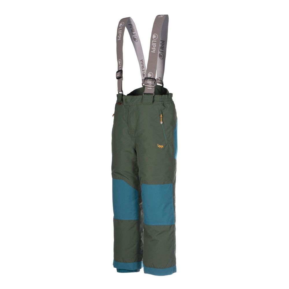 KIDS-NIÑO-Andes-Snow-B-Dry®-Pants-VERDE-OSCURO-Andes-Snow-B-Dry®-Pants.-Verde-Oscuro.-11