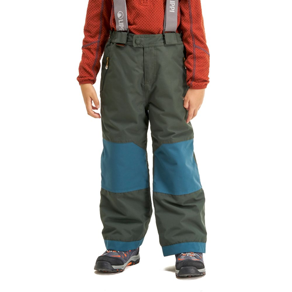 KIDS-NIÑO-Andes-Snow-B-Dry®-Pants-VERDE-OSCURO-Andes-Snow-B-Dry®-Pants.-Verde-Oscuro.-22