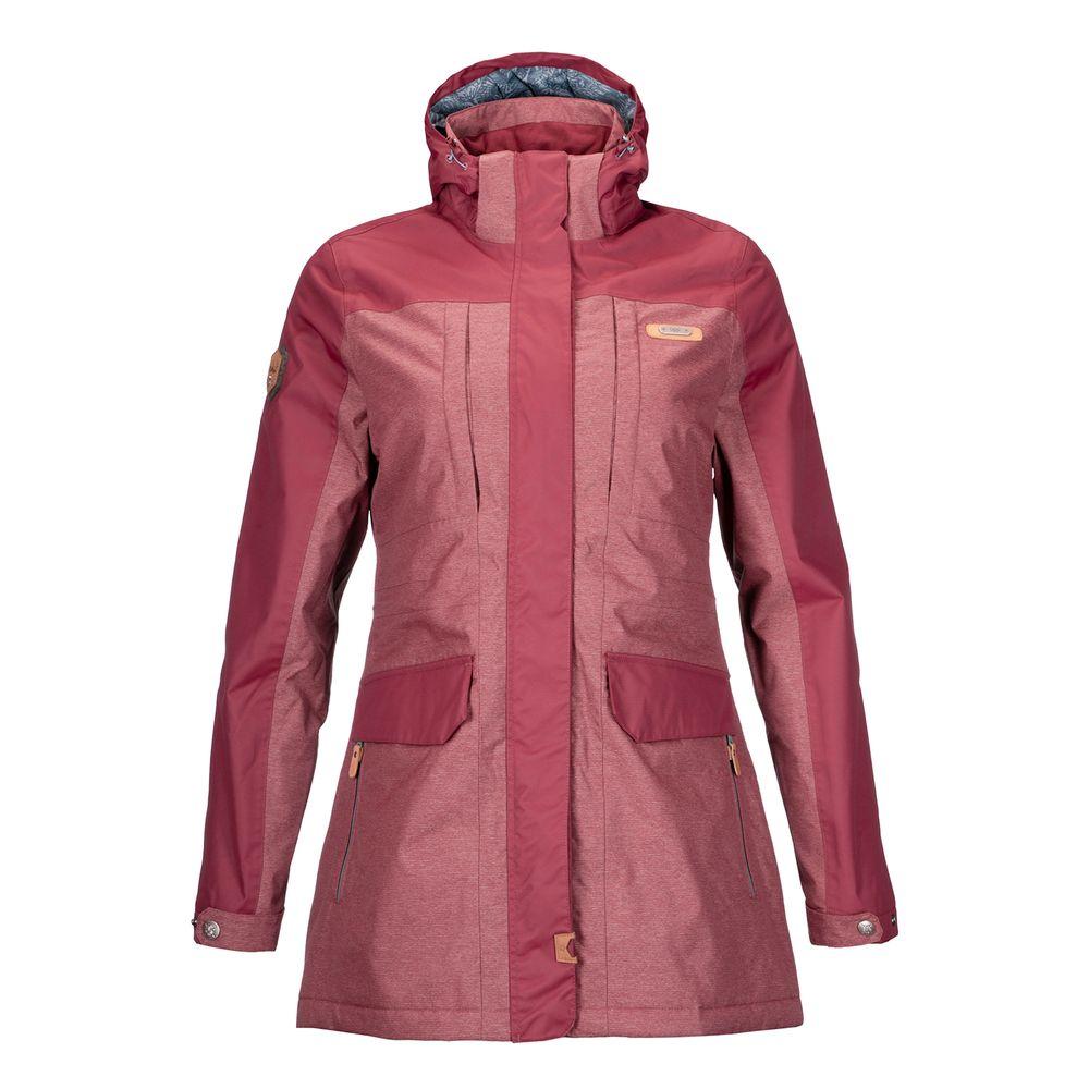 WOMAN-LIPPI-Grove-B-Dry®-Hoody-Jacket-MELANGE-VINO-Grove-B-Dry®-Hoody-Jacket.-Melange-Vino.-11