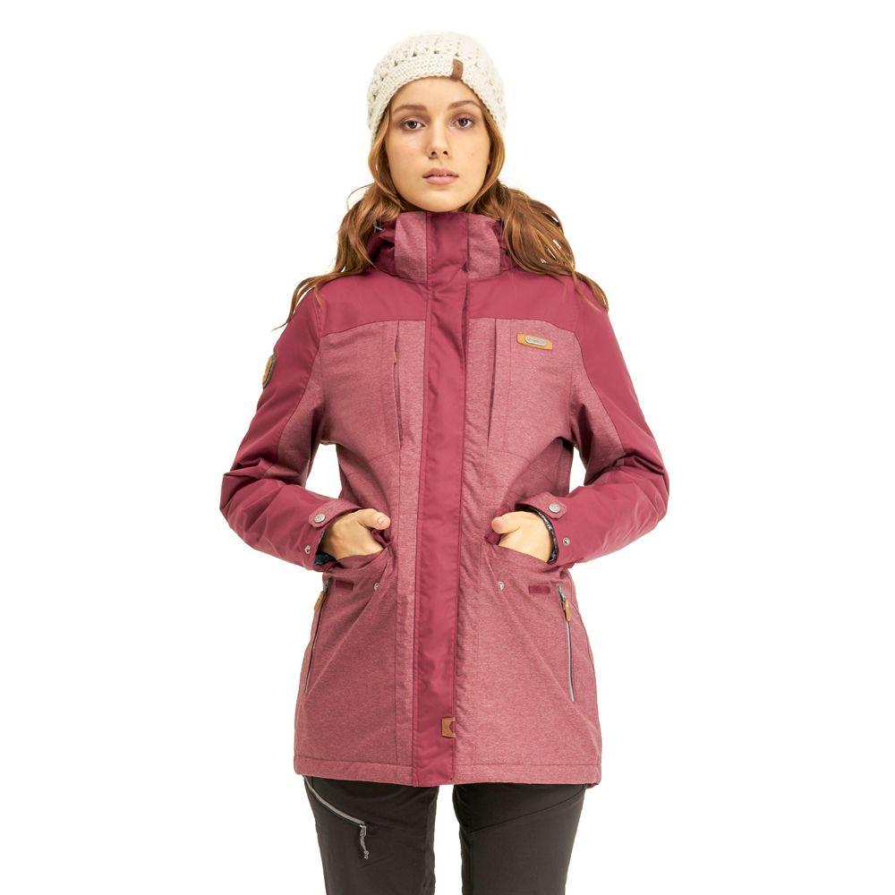 WOMAN-LIPPI-Grove-B-Dry®-Hoody-Jacket-MELANGE-VINO-Grove-B-Dry®-Hoody-Jacket.-Melange-Vino.-22