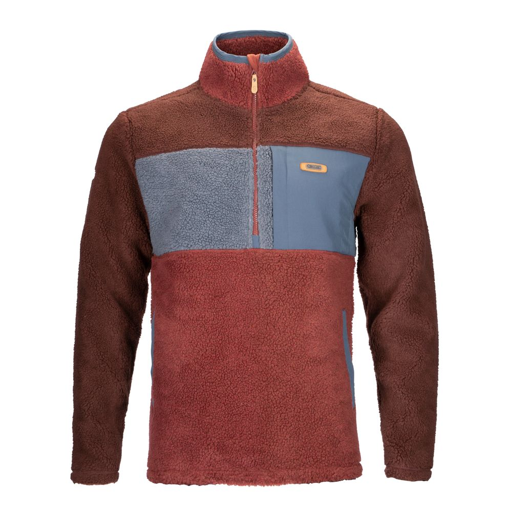 HOMBRE-LIPPI-Valley-Sherpa-Jacket-VINO-Valley-Sherpa-Jacket.-Vino.-11