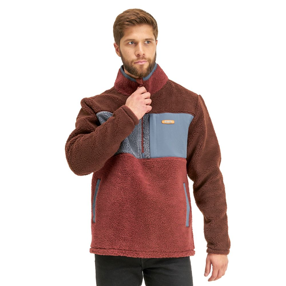 HOMBRE-LIPPI-Valley-Sherpa-Jacket-VINO-Valley-Sherpa-Jacket.-Vino.-22