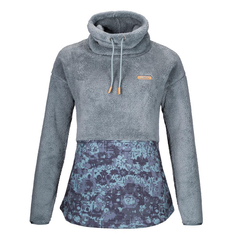 WOMAN-LIPPI-Baggy-Sweatshirt-VERDE-GRISACEO-Baggy-Sweatshirt.-Verde-Grisaceo.-11
