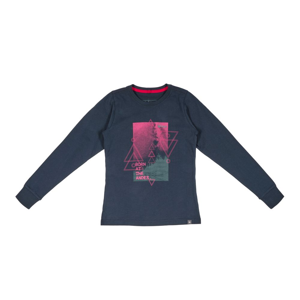 TEEN-NIÑA-Night-Sky-Long-Sleeve-Cotton-T-Shirt-AZUL-MARINO-Night-Sky-Long-Sleeve-Cotton-T-Shirt.-Azul-Marino.-11