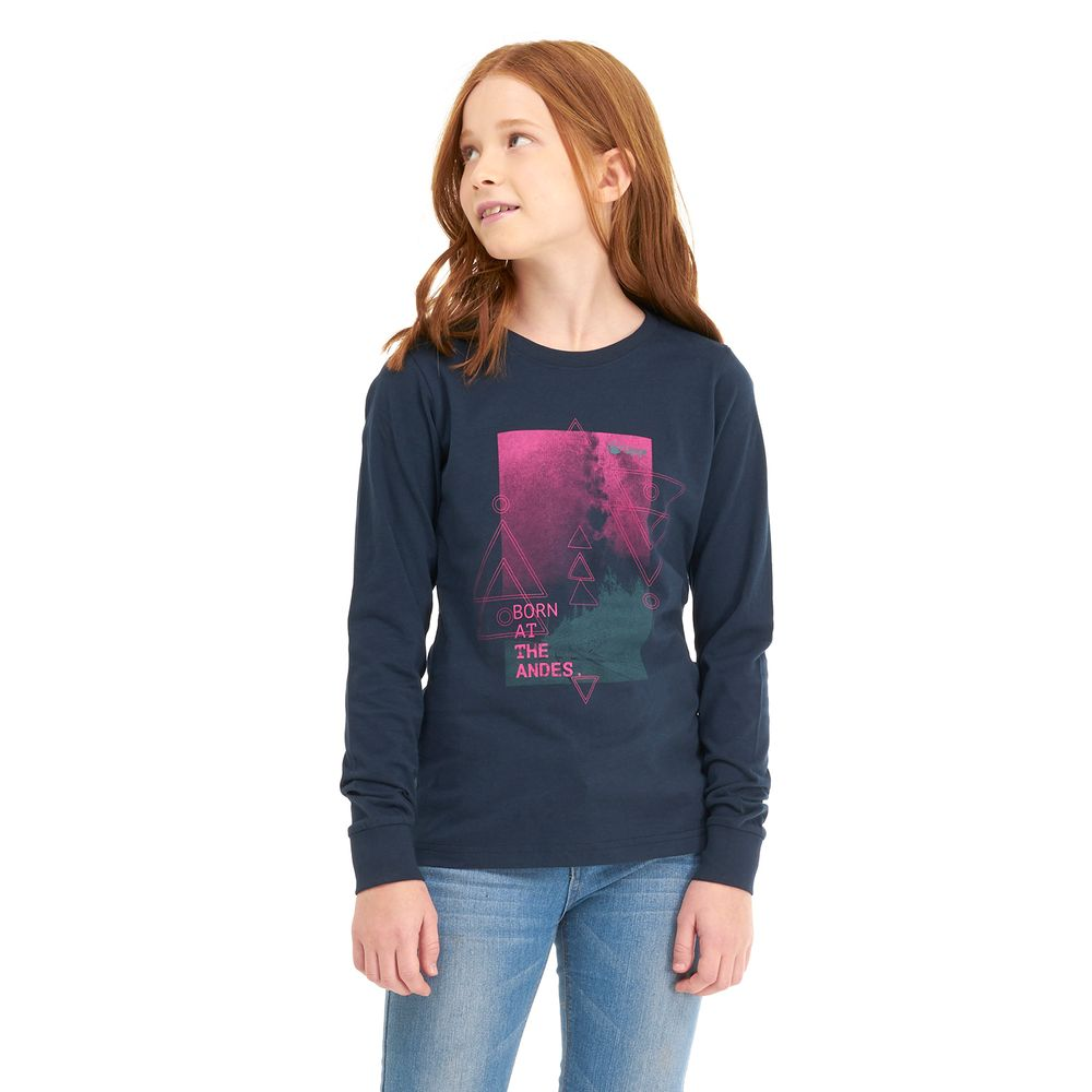 TEEN-NIÑA-Night-Sky-Long-Sleeve-Cotton-T-Shirt-AZUL-MARINO-Night-Sky-Long-Sleeve-Cotton-T-Shirt.-Azul-Marino.-22