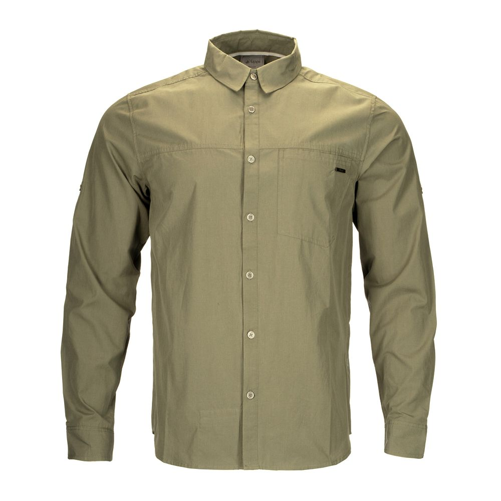 HOMBRE-LIPPI-Alloy-Long-Sleeve-Shirt-MELANGE-VERDE-Alloy-Long-Sleeve-Shirt.-Melange-Verde.-11