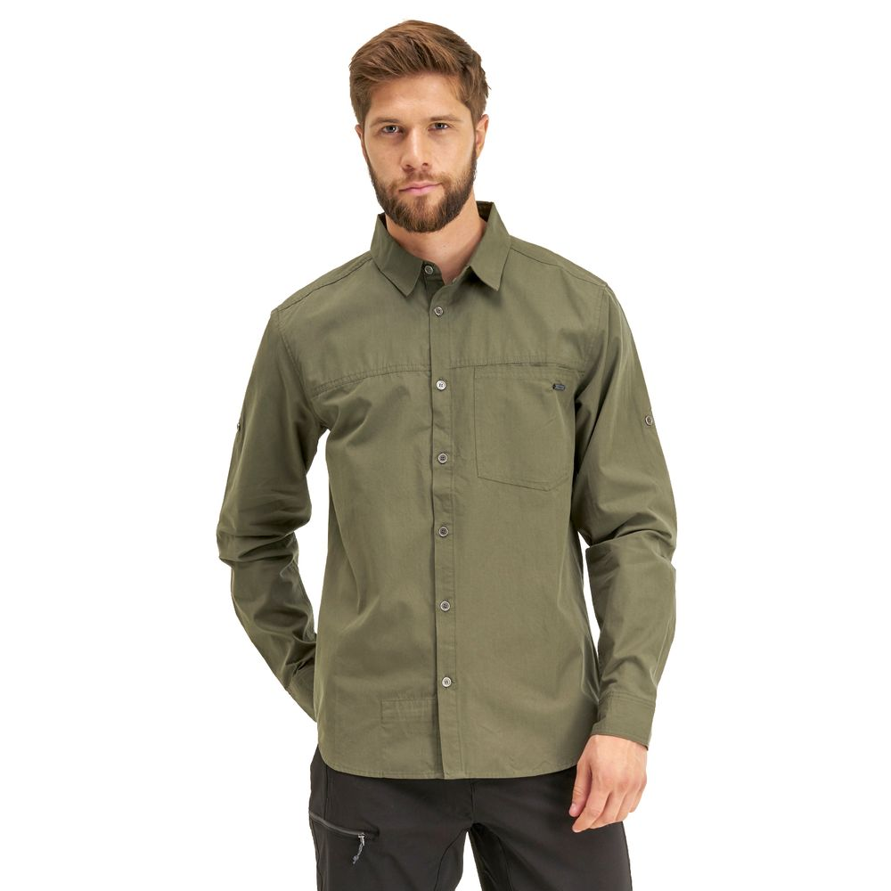 HOMBRE-LIPPI-Alloy-Long-Sleeve-Shirt-MELANGE-VERDE-Alloy-Long-Sleeve-Shirt.-Melange-Verde.-22