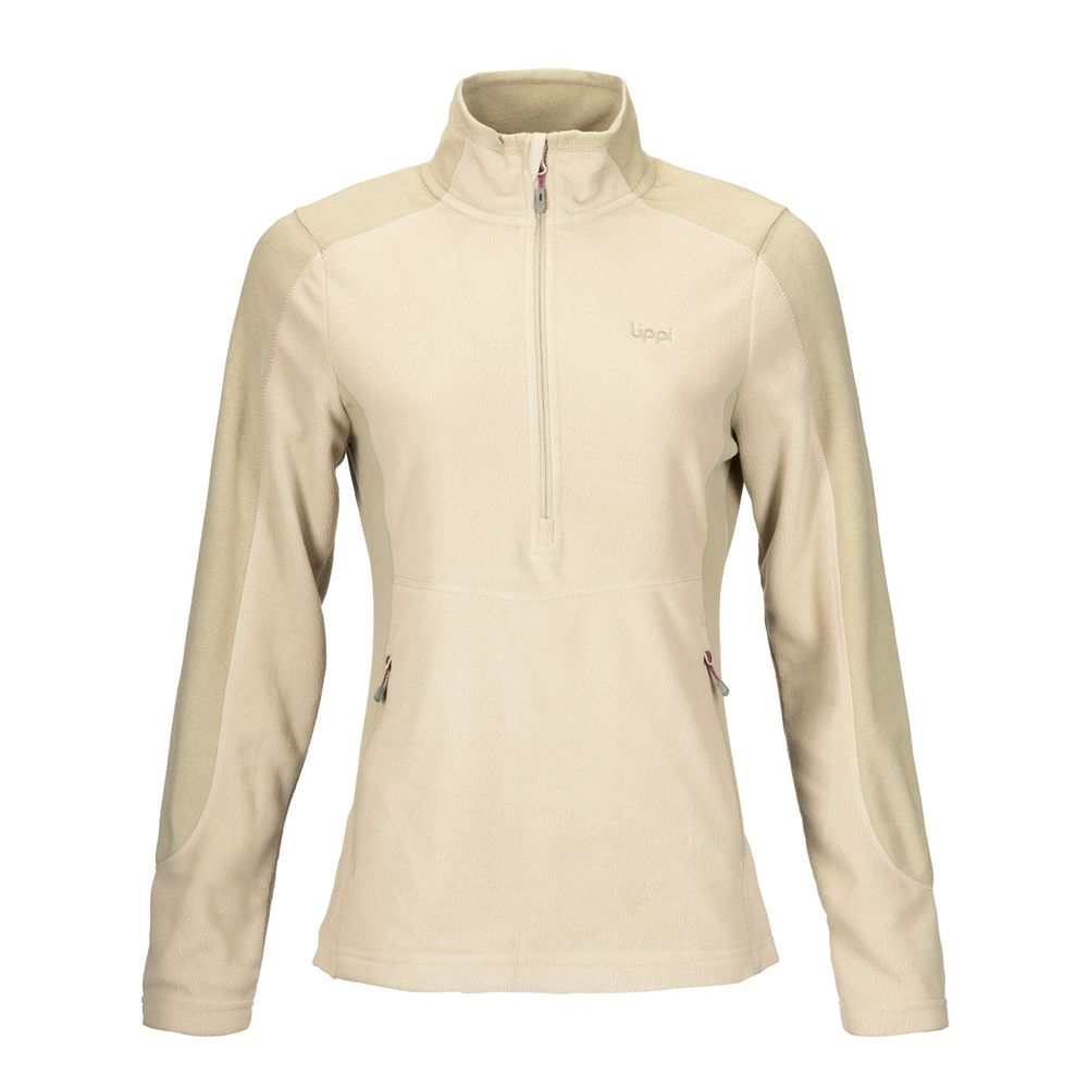 WOMAN-LIPPI-Lighter-Nano-F®-1_4-Zip-TAUPE-Lighter-Nano-F®-1_4-Zip.-Taupe.-11